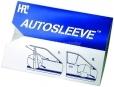Plastová ochrana dverí pri otváraní hákom HPC Auto Sleeve