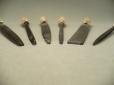 Zámočnícke pilníky vysokej kvality 6 kusov