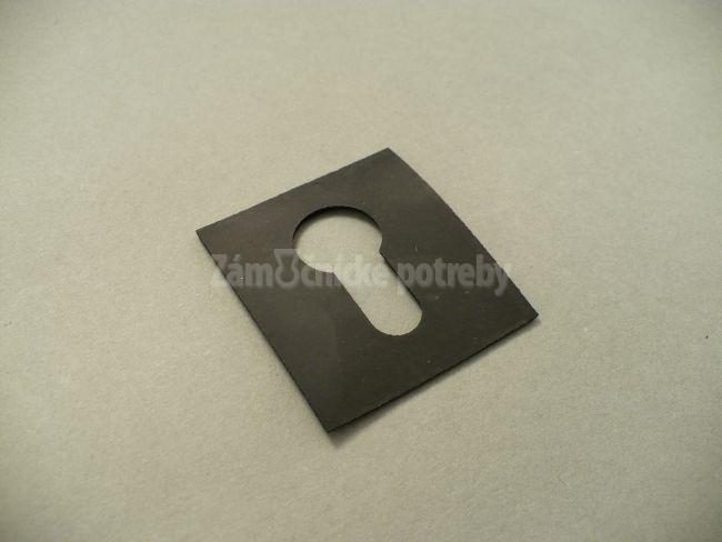 Ochranná gumená podložka pod zvonec