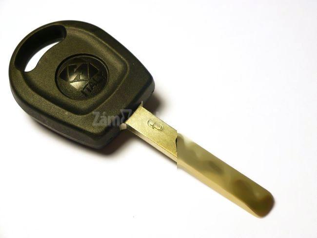 Simulačný kľúč číslo 6. LASER TRACK KEY
