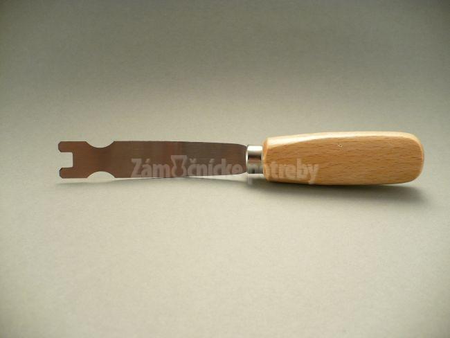Vidlička na štvorhran 10 mm